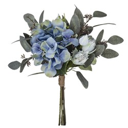Hydrangea Mix Bouquet Blue