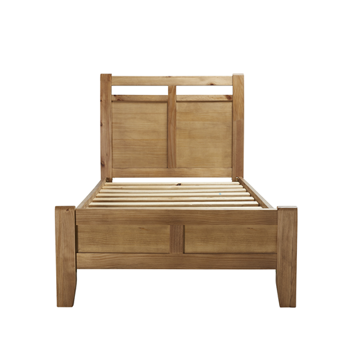 Calypso Nutmeg King Single Bed