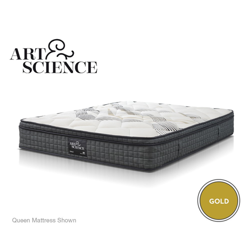 Gold Extra Comfort Single Mattress