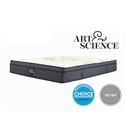 Silver Extra Comfort Queen Mattress