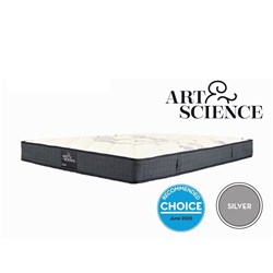 Silver Extra Firm Queen Mattress