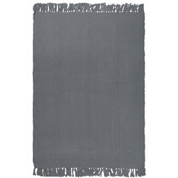 Isabelle Charcoal Throw