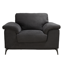 Camilla Storm Grey Chair
