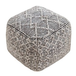 Soni Natural Pouffe