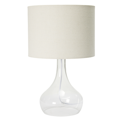 Millie Glass Lamp