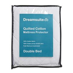 Dreamsuite Quilted Double Mattress Protector