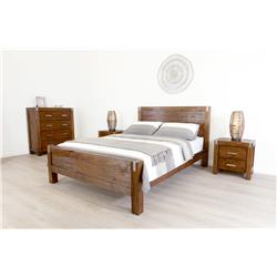 Congo Queen Bed