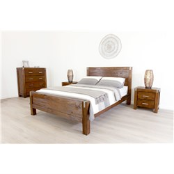 Congo King Bed