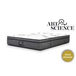 Gold Advance Balanced Comfort Queen Mattress