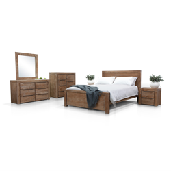Hobart King Dresser Suite
