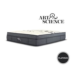 Platinum Balanced Comfort Queen Mattress
