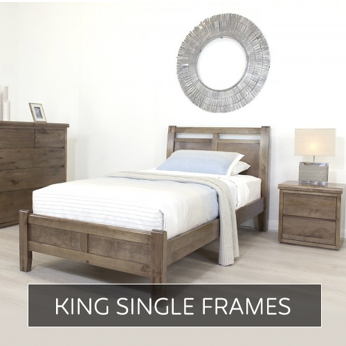 King Single Frames