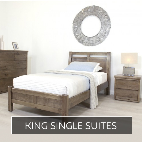 King Single Suites